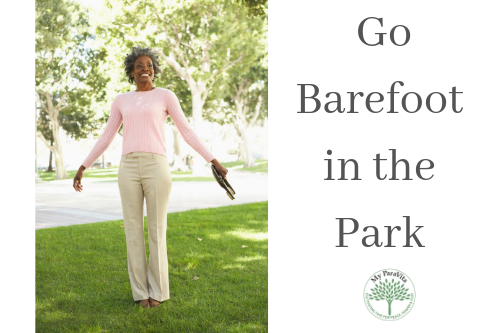 Go Barefoot in the Park